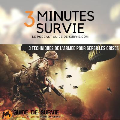 💂Coup dur ? 3 techniques de l'armée pour gérer ton mental en cas de crise