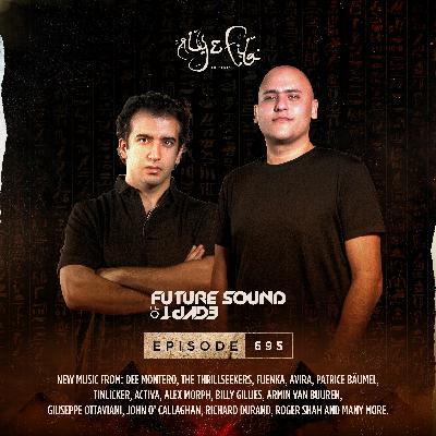 Future Sound of Egypt 695 with Aly & Fila