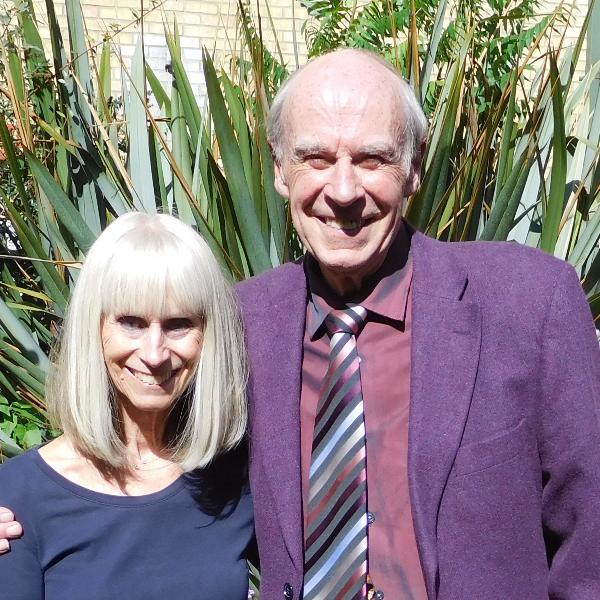 John Hannam Meets Rita Rushingham