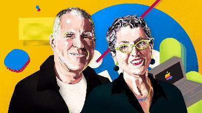 Lynda.com: Lynda Weinman and Bruce Heavin