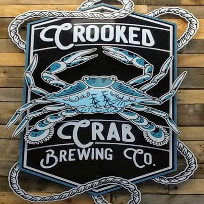 """Share A Pint"" with Earl Holman of Crooked Crab Brewing"
