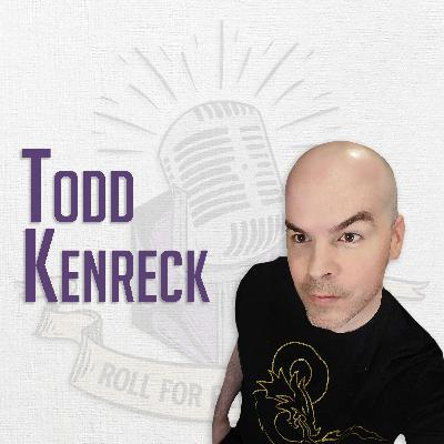 Todd Kenreck Weaves Magic at D&D Beyond