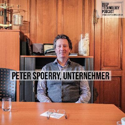 Wie denkt ein Unternehmer über neue Technologien? Peter Spoerry