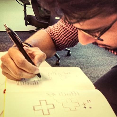 Procesos, metodologias e Design Thinking para designers gráficos