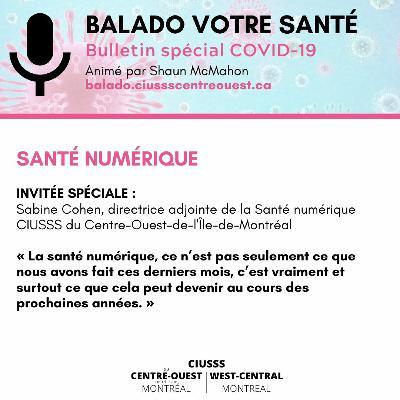 COVID - 19 - Sabine Cohen - E085 - Balado Votre Santé