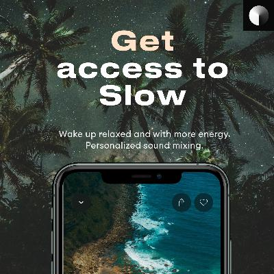 HAWAII SLEEPSCAPE - Join the Slow app giveaway