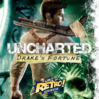 VDR #51 – Uncharted