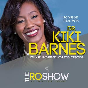 Ep #100 - Dr. Kiki Baker-Barnes