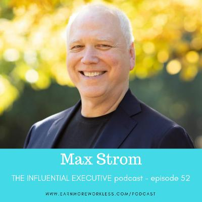 E52: Simple Breathing Techniques to Heal, Destress and End Anxiety (Max Strom)