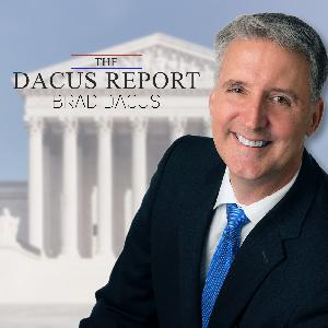 What Pastors Can Do During Today's Mandating on the Dacus Report With Brad Dacus