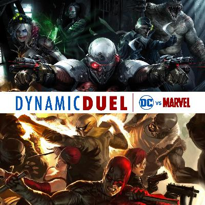 Suicide Squad vs Defenders