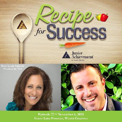 Recipe for Success with Guest Luke Freeman, Wizard Creations