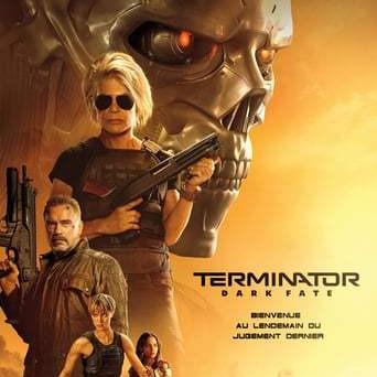 Regarder «Terminator : Dark Fate» 2019 Film Complet Uptobox sous-titre en Belgium Versi