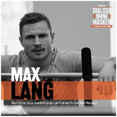#32 MAX LANG – So cool wie Iron Man