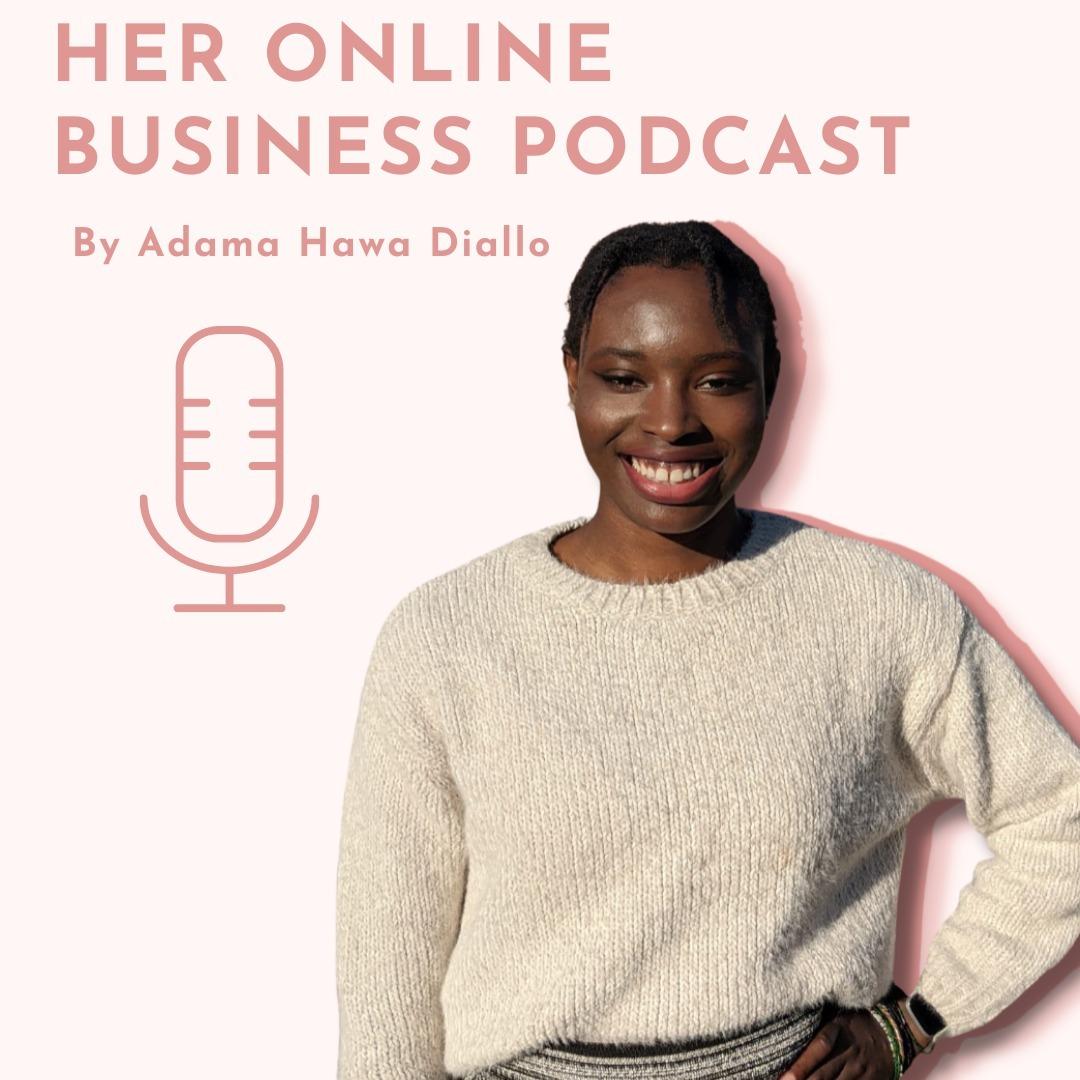 Her Online Business
