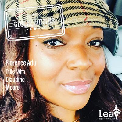 Episode 67: The Future is Female with Claudine Moore