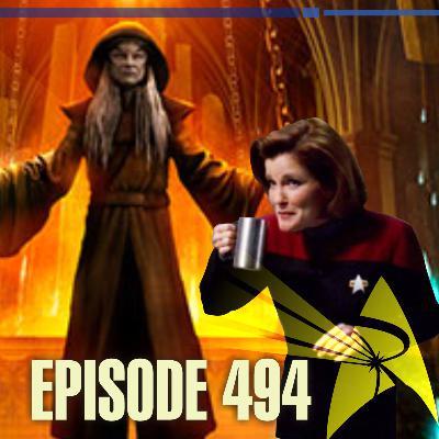 494 - Prodigy, Desi, and Klingons Reborn