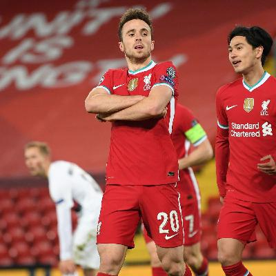 Post-Game: Liverpool 2-0 FC Midtjylland | Diogo Jota chalks up Reds' 10,000th goal as Jurgen Klopp left to sweat on Fabinho fitness