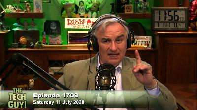 Leo Laporte - The Tech Guy: 1709