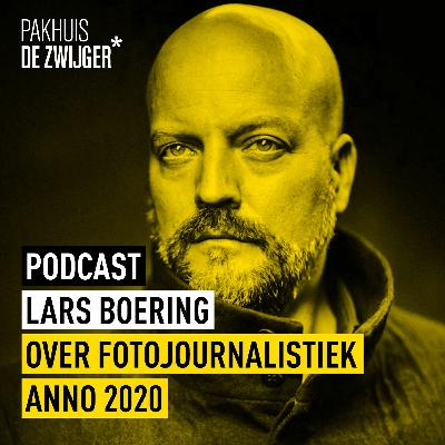 Lars Boering over fotojournalistiek anno 2020
