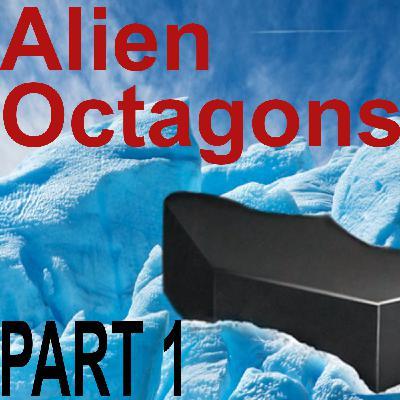 Alien Pods of the Antarctica Octagons - Part One