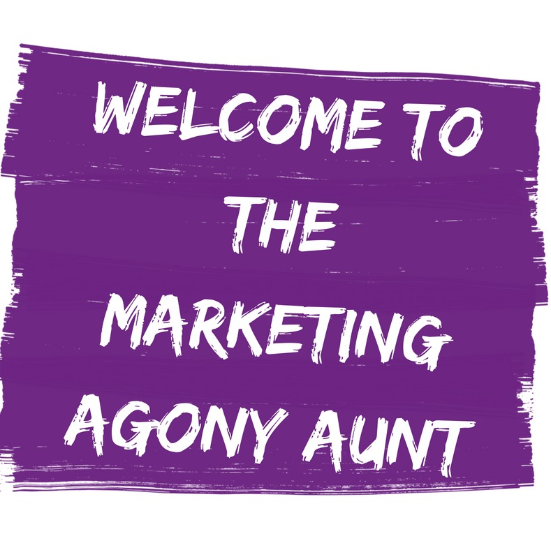 The Marketing Agony Aunt - Introduction