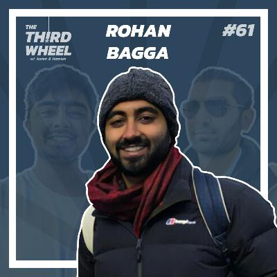 #61 ft. Rohan Bagga - Football Index, Can Money buy you Happiness? & Mixing Business w/ Family & Friends
