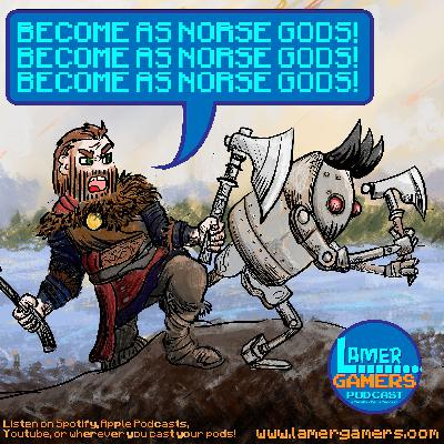 BECOME AS NORSE GODS! - AC : Valhalla, Nier Automata, Streets of Rage 4, Switch Update PSA, and much more!