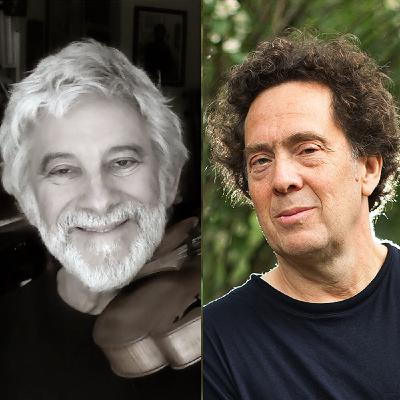 We've Been Involved with Organisms Forever: Stephen Nachmanovitch and David Rothenberg