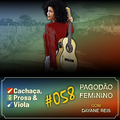 CPV058 - Pagodão Feminino