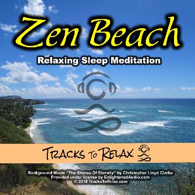 Zen Beach Sleep Meditation (Short Version)
