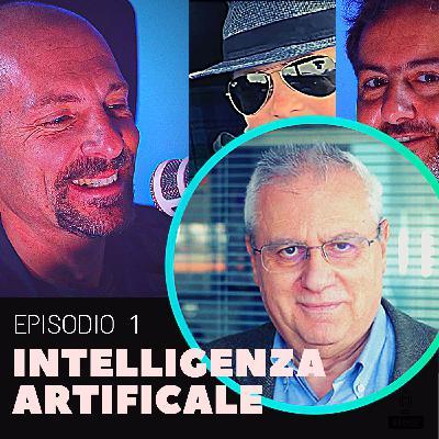 0.1 Breve racconto della Intelligenza Artificiale, con Piero Poccianti