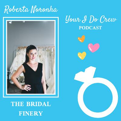 To order, or buy off-the-rack? Wedding dress expert Roberta Noronha (the Bridal Finery) helps you choose!