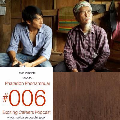 Pharadon Phonamnuai - thai entrepreneur, musician, inspiring reference in Chiang Mai, Founder of North Gate Jazz Club