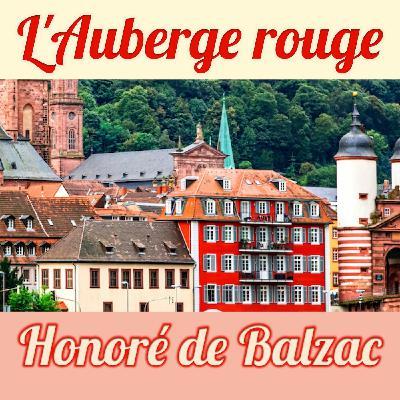 L'Auberge rouge, Honoré de Balzac (Livre audio)