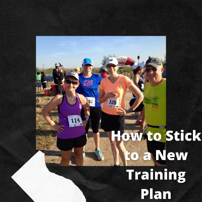 664. How to Stick to a New Training Plan | Andy Noise Endurance