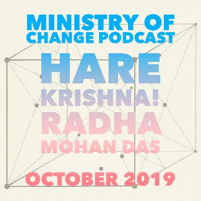 Radha Mohan Das: Hare Krishna and Social Change