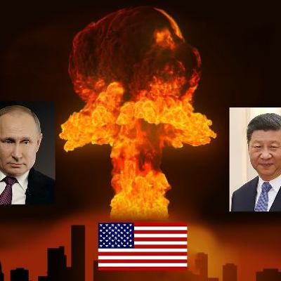 Episode 7461 - China, Russia and the Future of America - J.R. Nyquist