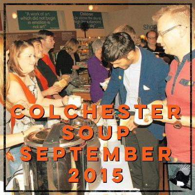 Colchester Soup | September 2015