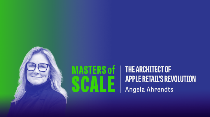 Part 2: Apple's Angela Ahrendts — How to unite a team