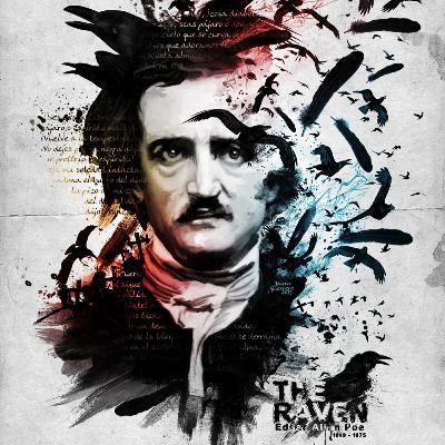 Edgar Allan Poe's - The Raven, read by Rocky Bones