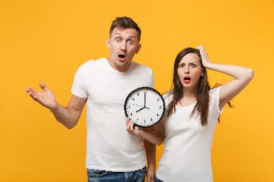 Ep.148 - Is time subjective when it comes to relationships?