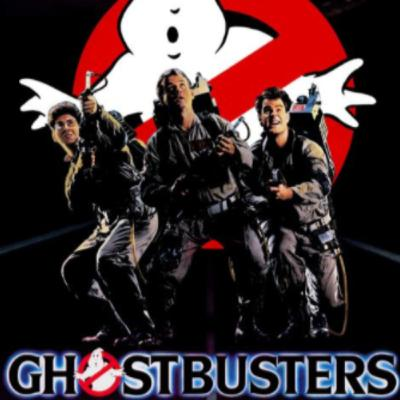 RETRO Ghostbusters