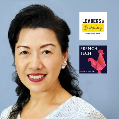 Developing the Next Generation of Asian Female Leaders with Sara Cheng