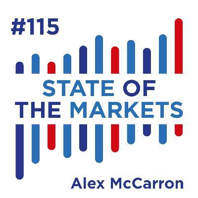#115 Alex McCarron: Escape from Lockdown