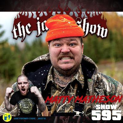 Show #595 -  Matty Matheson (Chef/Author)