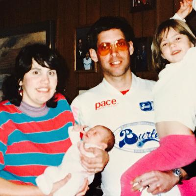 Dad to Dad 124 - Legendary Endurance Bike Rider Lon Haldeman - Daughter Ericka Passed Away Before Her 1st Birthday Due to Infantile ALS