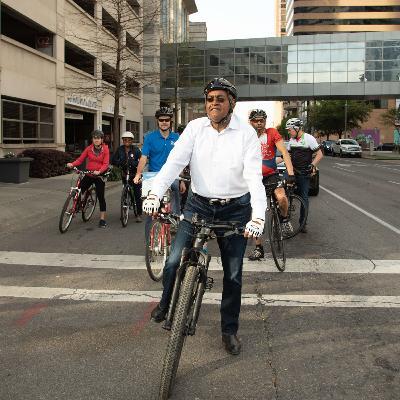 Rolling Down the Road w/ Commissioner Ellis & Fernando Martinez