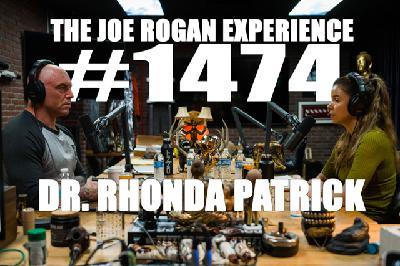 #1474 - Dr. Rhonda Patrick
