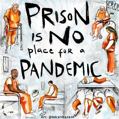 #1347 Locked in a Petri Dish (Mass Pandemic Incarceration)